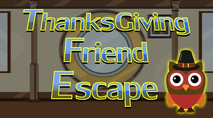 Thanksgiving Friend Escape