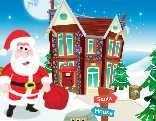 Wake up Santa Escape