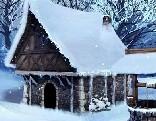 The Frozen Sleigh Dwarf House Escape