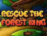 Rescue the forest king escape