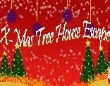X Mas Tree House Escape