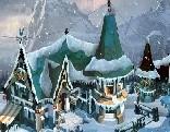 The Frozen Sleigh John Home Escape