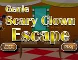 Genie Scary Clown Escape