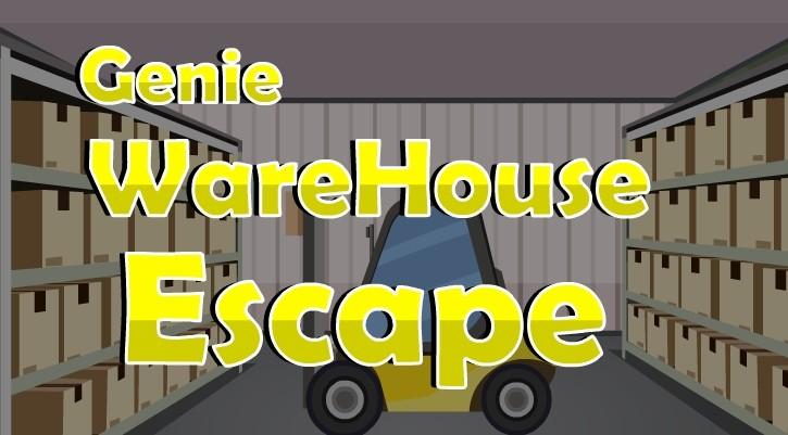 Genie Warehouse Escape