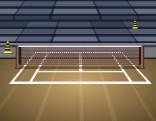 Genie Tennis Court Escape