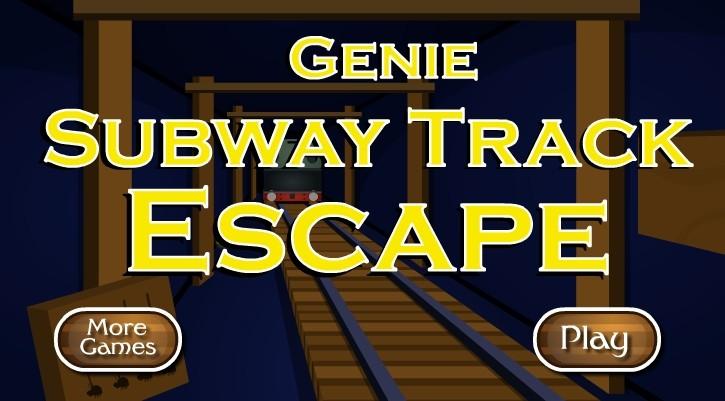 Genie Subway Track Escape