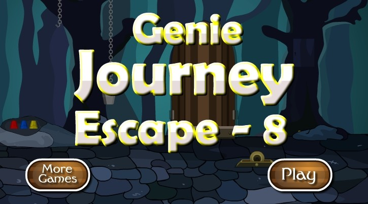 Genie Journey Escape 8