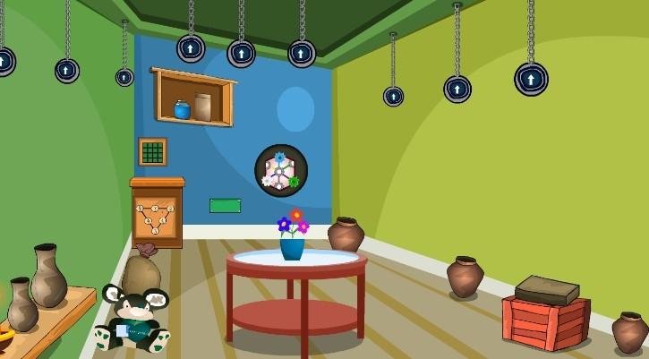 Genie Little Room Escape