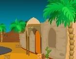 Desert Camel Escape