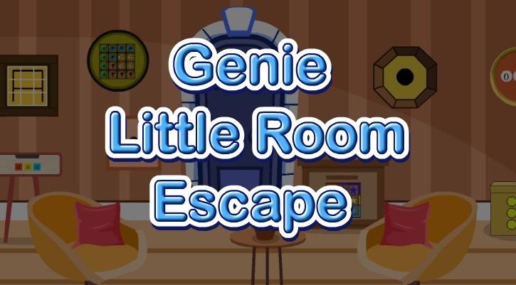 Genie Little Room Escape 3