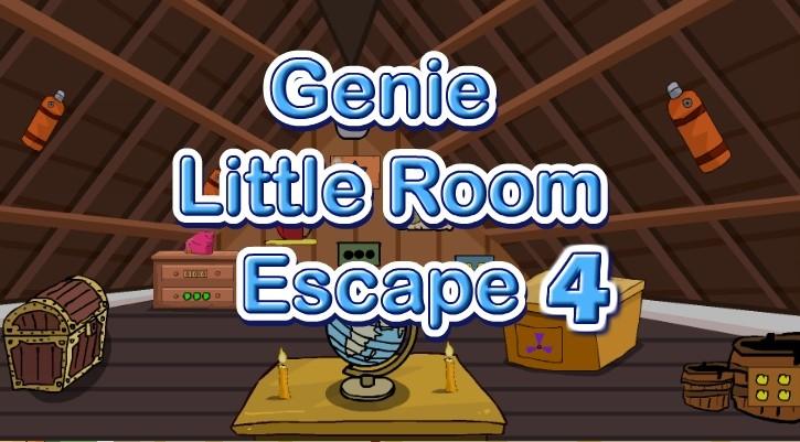 Genie Little Room Escape 4