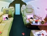 Escape From Private Jet