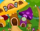 Squirrel Escape From Fantasy House
