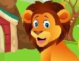 Cute Lion Rescue