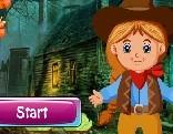 Little Cowgirl Escape 2