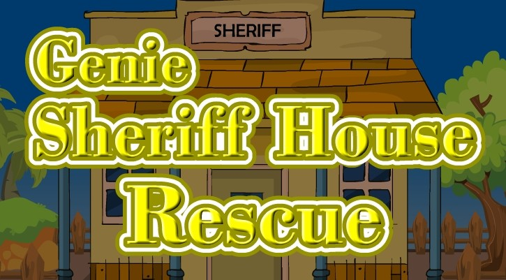 Genie Sheriff House Rescue