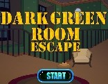 Dark Green Room Escape