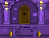 Purple Horror Room Escape