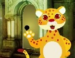 Cartoon Cheetah Rescue