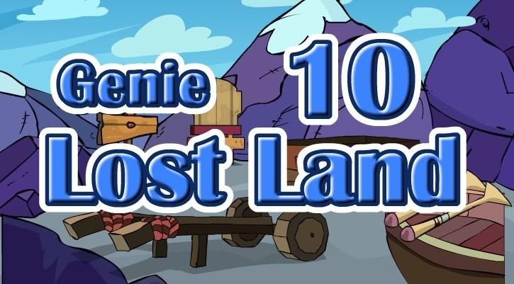 Genie Lost Land 10