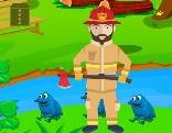 Escape Fireman