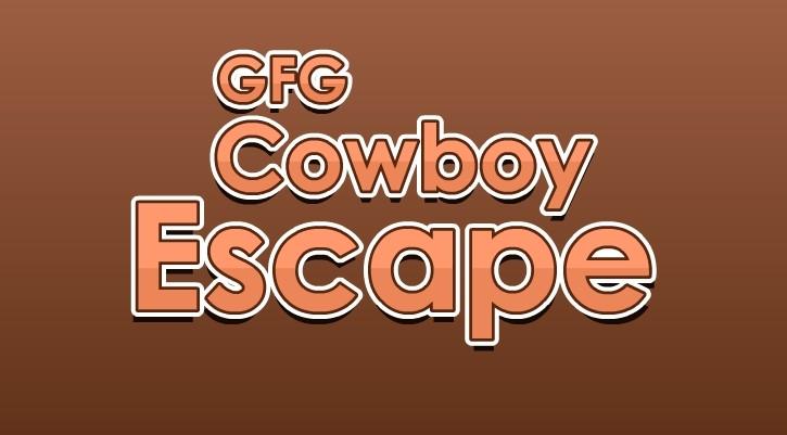 GFG Cowboy Escape