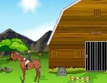 G4E Horse Form House Escape