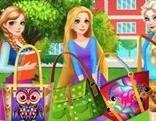 Princess Disney College Bag