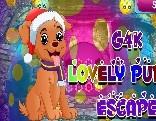 G4K Lovely Puppy Escape
