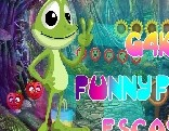 G4K Funny Frog Escape