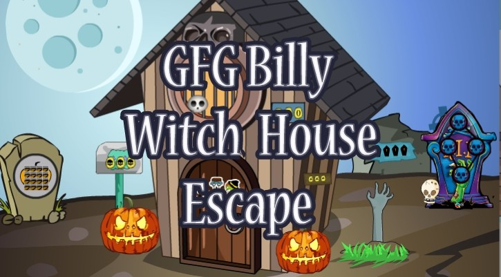 GFG Billy Witch House Escape