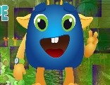 G4K Cartoon Creature Escape