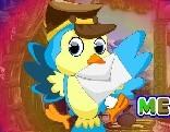 G4K Messenger Bird Escape
