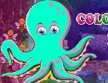 G4K Colossal Squid Escape