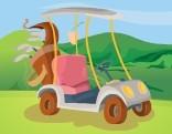 GFG Golf Ground Escape