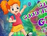 G4K Good Humored Girl Escape