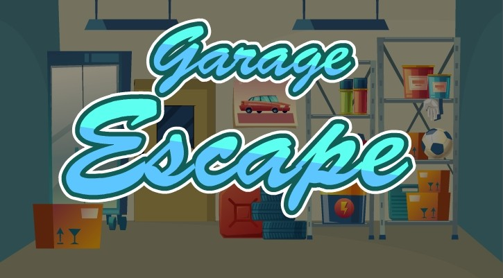 GFG Garage Escape