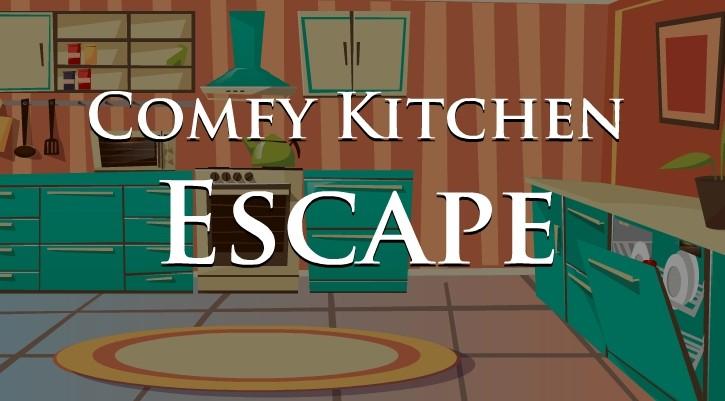 GFG Comfy Kitchen Escape