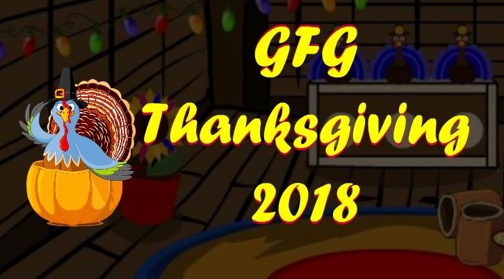 GFG Thanksgiving 2018