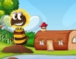GFG Tiny Bee Escape