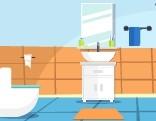 GFG Vibrant Bathroom Escape