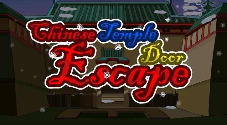 GFG Chinese Temple Door Escape