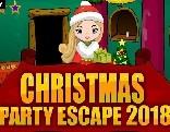 G4E Christmas Party Escape 2018