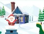 8b Snow Globe Santa Escape