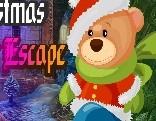 G4K Christmas Teddy Bear Escape
