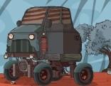 GFG Monster Truck Traveler Escape