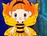 G4K Butterfly Girl Escape