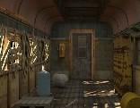 5n Escape Abandoned Goods Train