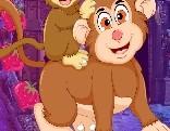 G4K Cuddly Monkeys Escape