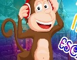 G4K Music Lover Monkey Escape